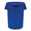 55 GALLON BRUTE® CONTAINER WITHOUT LID - BLUE