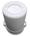 BRUTE® - 20 GALLON WITH DRAIN HOLES