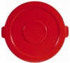 LID FOR 2610 BRUTE® CONTAINER - RED
