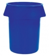 44 GALLON BRUTE®  - UNBRANDED - BLUE