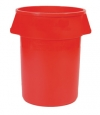 44 GALLON BRUTE®  - UNBRANDED - RED