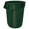 55 GALLON BRUTE® CONTAINER WITHOUT LID - GREEN