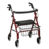 CRUISER DELUXE JUNIOR ROLLING WALKER