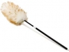 30 INCH -42 INCH  (76.2 CM-106.6 CM) LAMBSWOOL DUSTER WITH TELESCOPING PLASTIC HANDLE