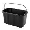 EXECUTIVE 10 QUART SANITIZING CADDY - BLACK