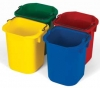 5 QUART DISINFECTING PAILS (SET OF 4 COLORS)