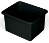 EXECUTIVE 30 QUART ORGANIZING BINS - BLACK