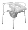 COMMODE ASSIST - WHITE